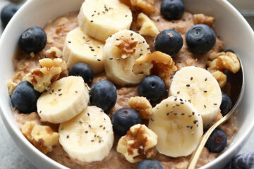 Is Really Oatmeal One of the Healthiest Breakfast Options?