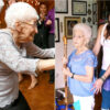 86-Year-Old Woman Gets Rid of Hunchback Thanks to Yoga