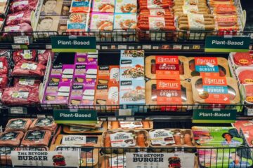 Plant-Based Meat Options Shining at Special Aisles in Kroger