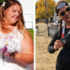 Grieving Woman Gains a lot of Weight, but Manages to Loses more than 120 Pounds