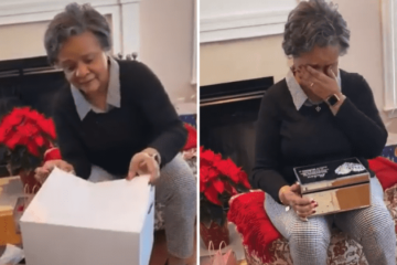 Isn't this the Best Gift ever? Grandma Gets a Surprise for Christmas with Letters from Her Late Husband