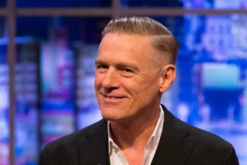 Bryan Adams Claims that 30 Years of Veganism Is what Helps Him Stay Youthful at 60