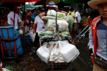 Great Start of the New Year: Thailand Bans Plastic Bags in a Fight against Pollution