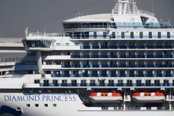 Passengers Stuck on the Cruise Ship in Japan because of the Coronavirus Are Struggling to Spend the Time