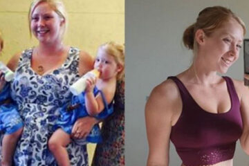 This Woman Claims She Lost 125 Pounds by Making a Small Change Weekly