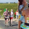 At this French Marathon, Runners can Stop for Wine & Cheese