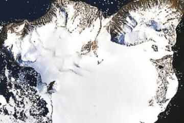 An Antarctica Heat Wave Melted 20 % of the Snow in 9 Days
