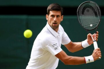 Vegan Athlete Novak Djokovic Says a Vegan Diet Is the Key to Great Tennis