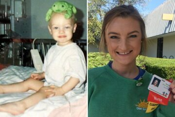 This Girl Beat Cancer Twice in Her Youth-After 20 Years, She Returns to the Hospital as a Nurse