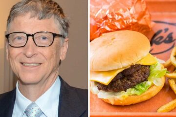 According to Bill Gates, there Is no Good Reason to Eat Beef Burgers