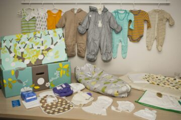 The Government of Finland Gifts New Parents with a 60-Item Baby Starter Kit