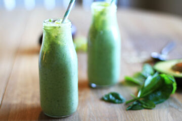 Energize Your Mornings with this DIY Delicious Green Smoothie
