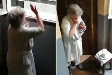 Quarantine Stories: This 80-Year-Old Granny Gets a Happy Birthday Song from Neighbors on Balconies