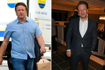 Jamie Oliver's 30-Pound Weight Loss after Going Vegetarian
