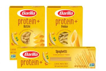 Barilla Reformulated Their Protein + Pasta Line Using Plant-Based Ingredients
