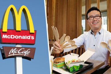 Australian McDonald's Will Stop Using Plastic Cutlery & Use Wooden Utensils Instead