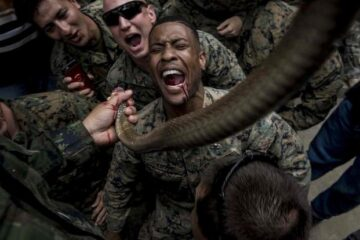 PETA Urging Marines to Stop Drinking Snake Blood during Jungle Trainings!