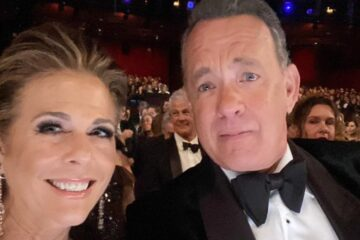 Actor Tom Hanks & Wife Rita Wilson Tested Positive for COVID-19