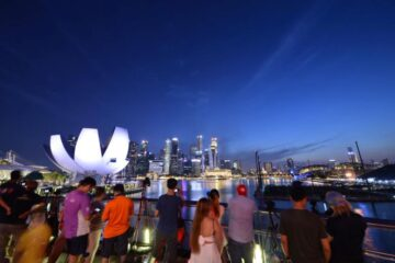 Singapore: the World's Second Safest City after Tokyo according to the EIU's Safe Cities Index 2019