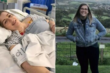 Paramedic, 23, Left partially Paralyzed after Stretching Neck Caused a Stroke