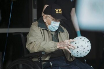 104-Year-Old American Believed to Be the Oldest Coronavirus Survivor