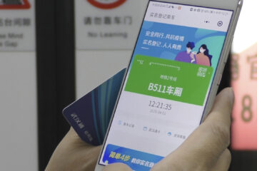 The China's Coronavirus Health Code Apps Raise Concerns over Privacy