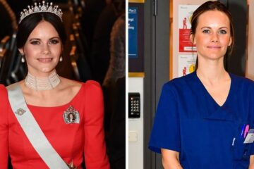 Princess Sofia of Sweden Is Volunteering at a Hospital to Help with the Coronavirus Pandemic