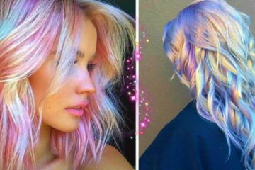 Holographic Hair Is the Hottest (and most Magical) Hair Trend of 2020