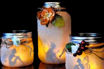 These Gorgeous Fairy Lanterns Are The Whimsical And Dreamy DIY Project You Need Right Now