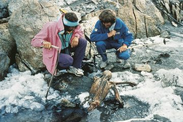 Meet the Iceman-5300 Years Old And Best Preserved Human Ever Found