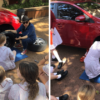 Teen Girls at this Sydney School Are Taught How to Change Tires & Check Oil Levels
