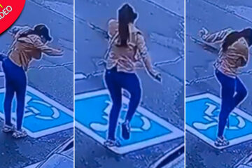 Boss Caught New Employee Dancing on the Parking Lot after Being Offered a Job