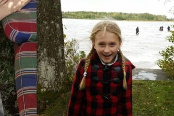 Girl, Age 8, Pulls a 1,500-Year-Old Sword from a Lake in Sweden