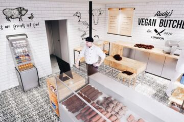 The UK Got Its First Vegan Butcher Shop