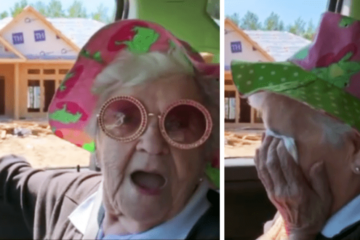 Grandma Is Moved to Tears when She Finds Out She's Moving in with Her Grandson