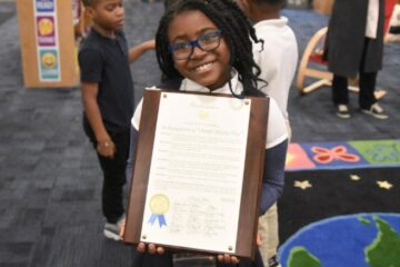 Empowering Youth: 8-Year-Old Writes Books to Motivate Children to Read