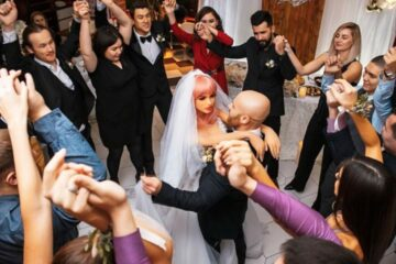 Bodybuilder Who Fell in Love with a Doll Married Her; Says She Has a Tender Soul & Loves Georgian Cuisine
