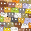 Can You Find the Cat Hiding among these Owls?!