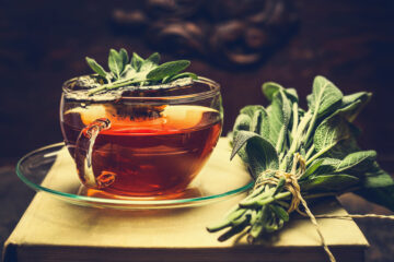Sage Tea: Improves Brain Health & Lowers Inflammation