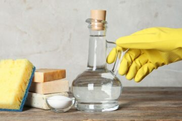 Study Finds: Vinegar Kills Germs just as Good as Commercial Cleaners
