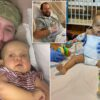 Father Loses 40 Pounds to Save His Son's Life from a Rare Genetic Illness