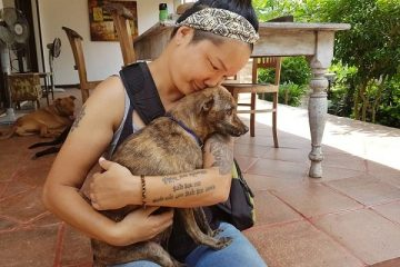 Meet the Australian Woman Helping Stray Dogs Find a Forever Home in Bali