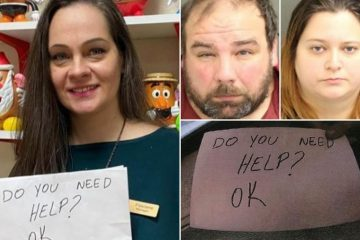 Thanks to Her Gut Feeling, this Waitress Helped Save a Boy Who Was Being Abused