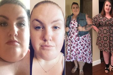 After She Found Out She Could Die, this Woman Lost 170 Pounds & Went after Her Dreams