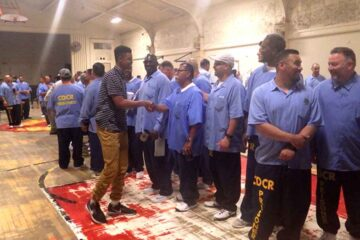 When this Student Couldn't Pay for Tuition, these Prison Inmates Raised $32K to Help Him