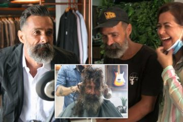 Homeless Man Reunites with Distanced Family & Undergoes an Amazing Transformation