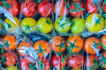 Could this Be the Future: Biodegradable Food Wrap Made Using Industrial Waste?