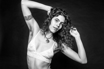 The Natural Beauty Photo Series Is Challenging Female Body Hair Standards