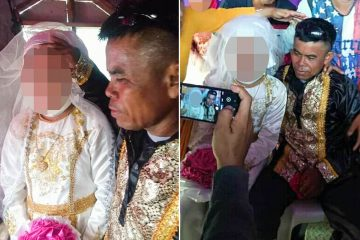 Shocking: Girl Age 13 Forced to Marry a 48-Year-Old Man in the Philippines