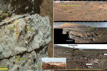NASA Found Evidence of Megaflood on Mars: Possibility Life once Existed